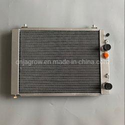 AutoRadiator van de Delen van de Raceauto van het Aluminium van Lancia de DeltaEvo 92-95