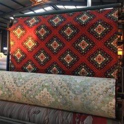 La beauté avec motif imprimé tapis de fleurs pour l'étage, salle de séjour