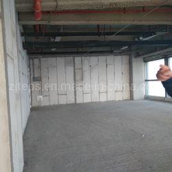No hay gases tóxicos fuerte resistente Sandwich Paneles de pared para el alojamiento