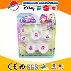 Hot Sale Mini Toys Plastic Theepot Set Play Kitchen Toy Set