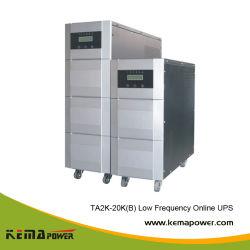 التطبيق المنزلي للكمبيوتر موجة جيبية صافية منخفضة التردد 2 كيلوفولت أمبير UPS