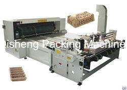 Boîte de pizza Décisions Die-Cutting Machine rotative