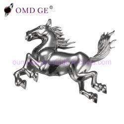 صب مجوهرات [ستينلسّ ستيل] حصان حجر السّامة مدلّاة لأنّ رجال