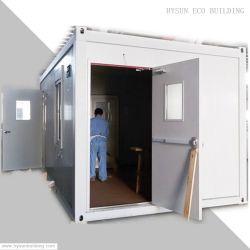 Niedrige Kosten-Fertigbehälter-Haus \/modulares Flachgehäuse-Behälter-Haus \/Garten-Speicher-Haus-hölzerne Häuser