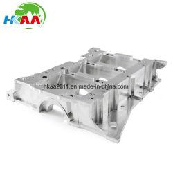 OEM CNCは鋼片のアルミニウムブロック、鋼片エンジンのガードルを機械で造った