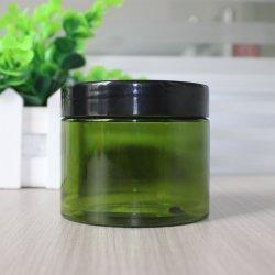 150g Vert de qualité alimentaire en plastique PET bocal de bonbons