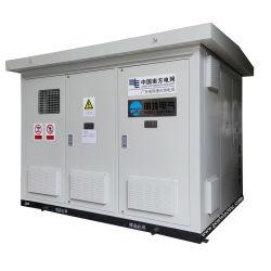 محطة فرعية صغيرة بقدرة 630 كيلوفولت أمبير (15/0.4) كيلو فولت
