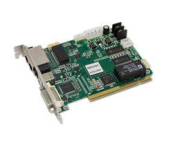 بطاقة التحكم في العرض LED لون كامل متزامن إرسال Novastar Msd300 البطاقة