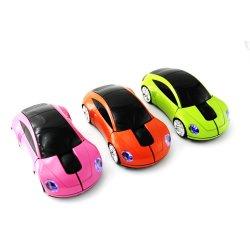 Forme de voiture Wholeasle pour cadeau de souris sans fil