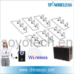 Oplossing van de Spreker van de PA van rf de Draadloze voor het AudioSysteem van het Klaslokaal
