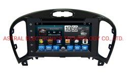 8.0 인치 닛산 Juke 2011-2017 2 DIN 인조 인간 차 입체 음향 GPS 수신기