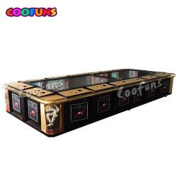 Casino grande jogo de pesca de peixes de gabinete da máquina de jogos de azar Tabela
