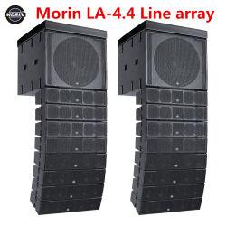 enceinte de line array 4inch passive Mini boîte spéciale La-4.4