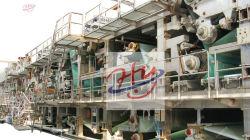 La Junta de dúplex recubierto con fábrica de papel cartón gris Volver