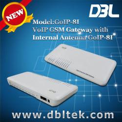 DBL New Product VoIP GM/M Gateway/GoIP-8I avec Internal Antenna