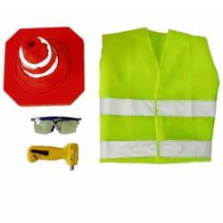 자동 차 안전 표시 비상사태 PPE는 도로 (JMC-403O)를 위해 도구로 만든다
