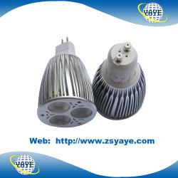 Yaye Top Sell LED 스포트라이트, LED 전구, LED MR16, LED E27, LED GU10
