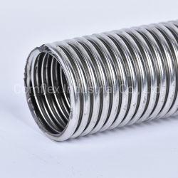 304 de l'acier inoxydable flexible en métal ondulé tube/flexible/tube