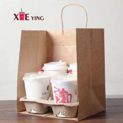 A velocidade de alimentação de alta qualidade fiável saco de papel kraft reciclado artesanal