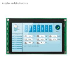 جديد 480X272 Smart Configuration Display SPI Serial LCD الوحدة 4.3 شاشة HMI TFT مقاومة للبوصة مع شاشة تعمل باللمس