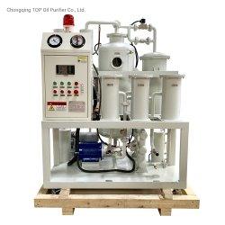 Tya-100 الشركة المصنعة الصينية لتنقية زيت التشحيم آلة التشحيم معالجة الزيت الجهاز