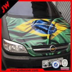 Custom imprimé voiture vinyle autocollant amovible à bon marché