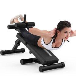رياضة [فولدبل] [ويغت بنش] قابل للتعديل مسطّحة منفعة يجلس [جم] فوق مقادة دمبل وزن يرفع مقادة تمرين عمليّ بطنيّة