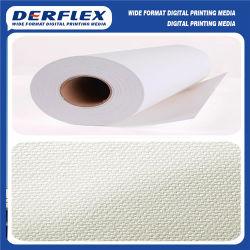 Double côté Imprimable de Toile de Polyester 260g