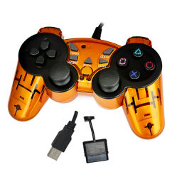 PC/PS2/PS3 Stk-2012pupのためのGamepad/Joypad/Game Controller