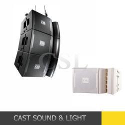 직업적인 오디오 강화된 액티브 회선 배열 스피커 상자