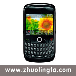 Original Unlocked Bb Curve Mobile Phone 8520