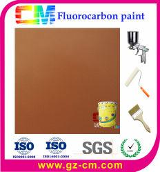 Exterior de la base de aceite Pintura de fluorocarbono