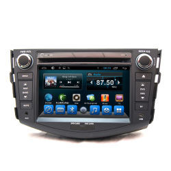 Aluguer de DVD receptor de rádio Multimídia Central de GPS para Toyota RAV4