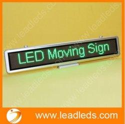 Conduit en voiture signe d'affichage électroniques programmables de défilement du message board (LLD400-C16128GC)