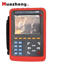 Registratore di dati di potenza trifase, apparecchiature e analisi per la misurazione della qualità Dispositivo