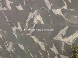 Livro Branco da Caxemira granito preto Laje de mosaico de bancada