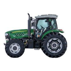 Telake nova chegada quatro rodas nos tratores de grama máquina agrícola 180HP 200HP 210HP