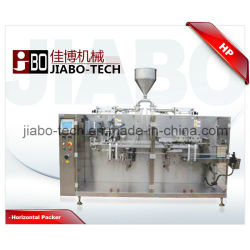 آلة تغليف علبة كيس دبس سائل (HPP200L)