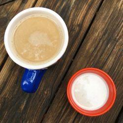 3 en 1 café y leche para beber té directamente
