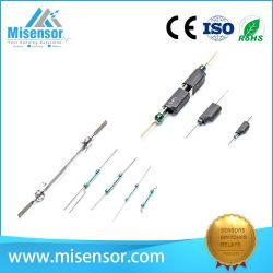 Interruptor de láminas magnético/interruptor de láminas de vidrio modificado Interruptor de láminas de SMD// interruptor de láminas de molde para montaje PCB
