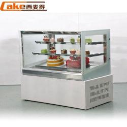 Gâteau Armoire réfrigérée vitrine de présentation de verre