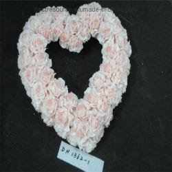 Regali di giorno del bello di amore biglietto di S. Valentino all'ingrosso del regalo per il cuore della Rosa della gomma piuma del PE del fiore artificiale dell'amica
