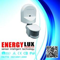 Es-P02C 180 grado PIR Sensor de movimiento infrarrojos Detector de interruptor de luces de iluminación LED