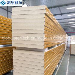 Materiali da costruzione bassi del comitato della parete/tetto di panino di richieste di manutenzione Puf/PU Foam/PIR