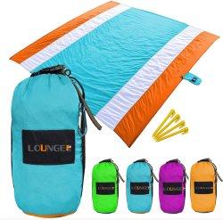 방수 라이트 샌드 무료 캠핑 야외 해변 양탄자