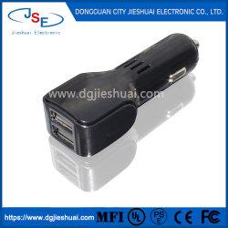 Arbeitsweg - USB in der Auto-Aufladeeinheit 2.1A - intelligente Telefon-u. Tablette-Hochgeschwindigkeitsaufladeeinheit