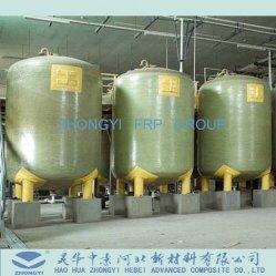 Из стекловолокна и изделий из стекловолокна GRP FRP Цистерны для воды судов контейнеров