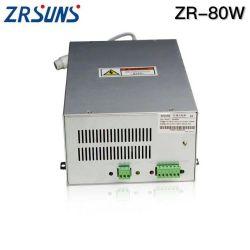 Máquina de corte a laser de CO2 Partes Zr-80W Bom Preço