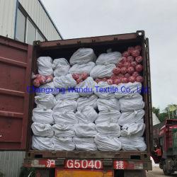ポリエステル綿織物純粋な染められたシートのキルトカバー中国の織物の卸し業者