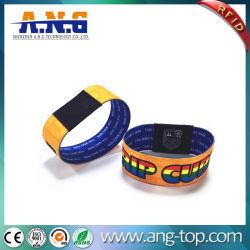Sport esticar o tecido elástico bracelete NFC